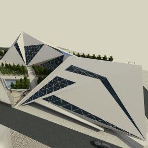 پروژه دانشجویی سفارت خانه
