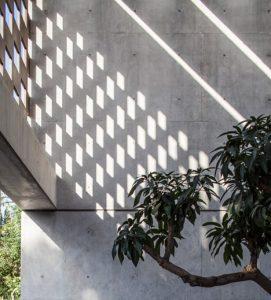 نور در معماری