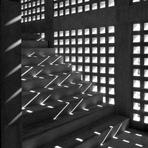 تاثیر نور در معماری