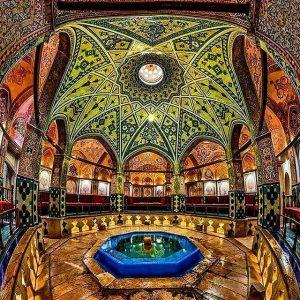 بررسی حمام های تاریخی ایران