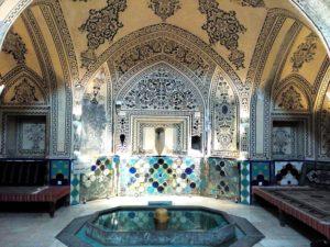 حمام های تاریخی
