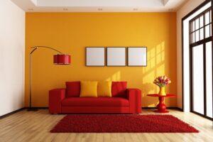 رنگ در دکوراسیون 16